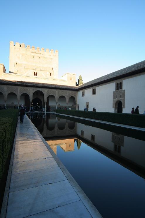 アルハンブラ宮殿1