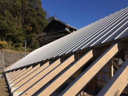 奈良学園前の家