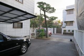 堺の狭小住宅