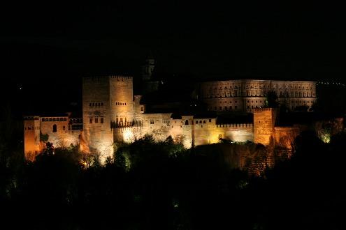 アルハンブラ夜景2