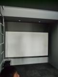 大阪:東住吉の家 電動ロールスクリーン