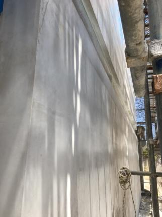 ガレージハウス壁