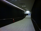 大阪の地下通路
