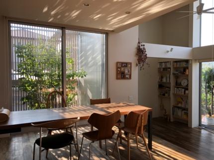 奈良香芝の家