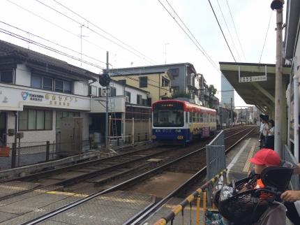 大阪の阿倍野区へ