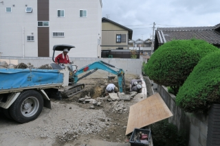 東大阪基礎工事