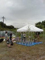 徳島の地鎮祭