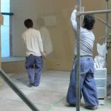 大阪:堺 ガラス搬入 藤原・室建築設計事務所