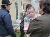 堺:上野芝の家 地鎮祭