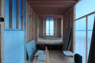 広島の家 リビング