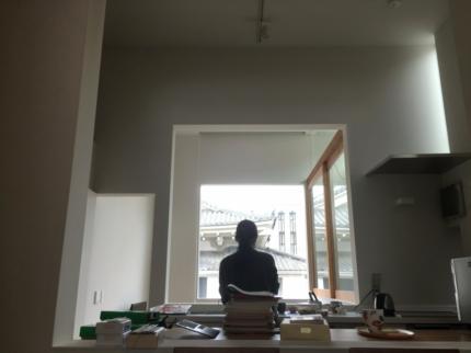 大阪上本町の家キッチン