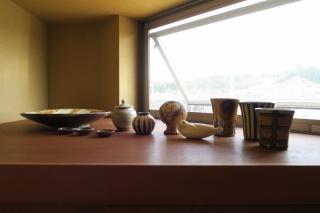神戸北の家陶器