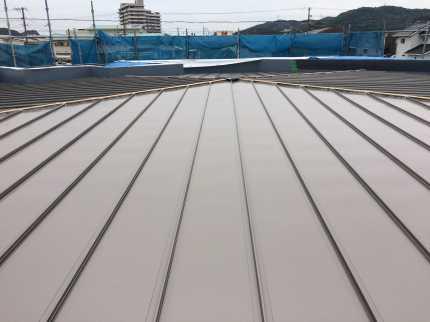 広島福山屋根工事