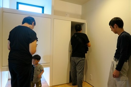 愛媛の家施主検査