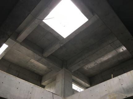 香川高松の家コンクリート屋根
