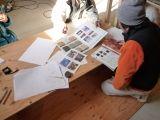 大阪:堺の美容室の石