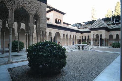アルハンブラ宮殿15