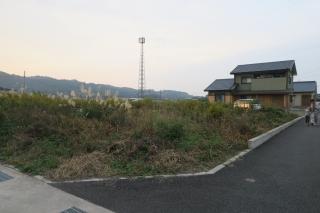 愛媛の敷地