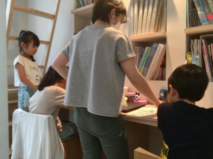 奈良:五位堂の家ワークスペース