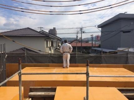 香川高松のRC型枠