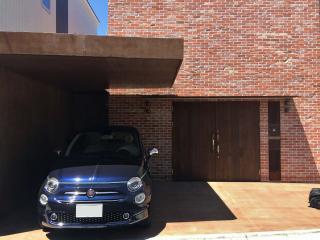 東大阪石切りの家
