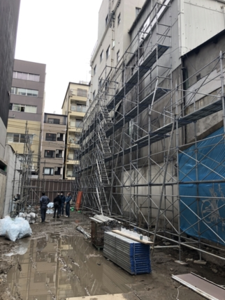 大阪のテナントビル計画