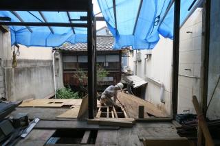 京都長屋改装