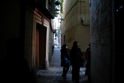 セビリアの街7