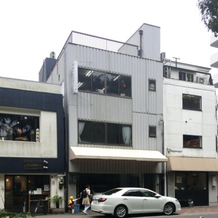 大阪事務所ビル 改修前