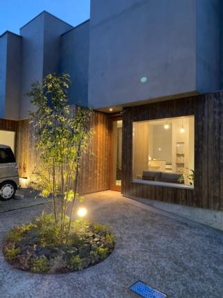 京都舞鶴の美容室夜景