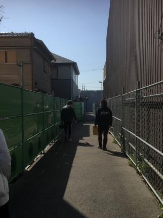 大阪の柏原へ