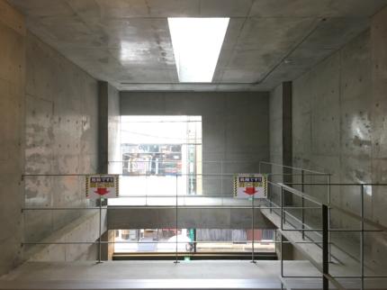 大阪テナントビル鉄筋コンクリート