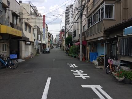 大阪市土地見学