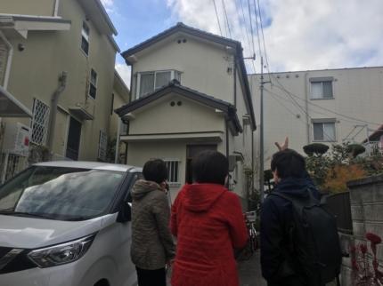 大阪池田市建築計画2