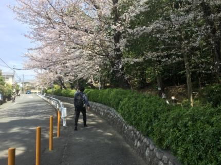 大阪高槻敷地見学