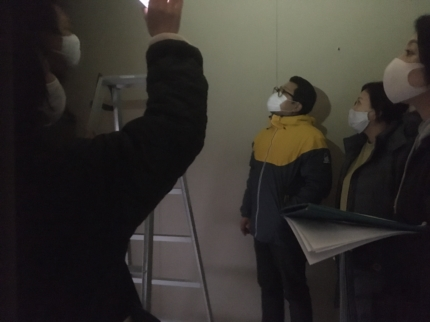 奈良:京終の家