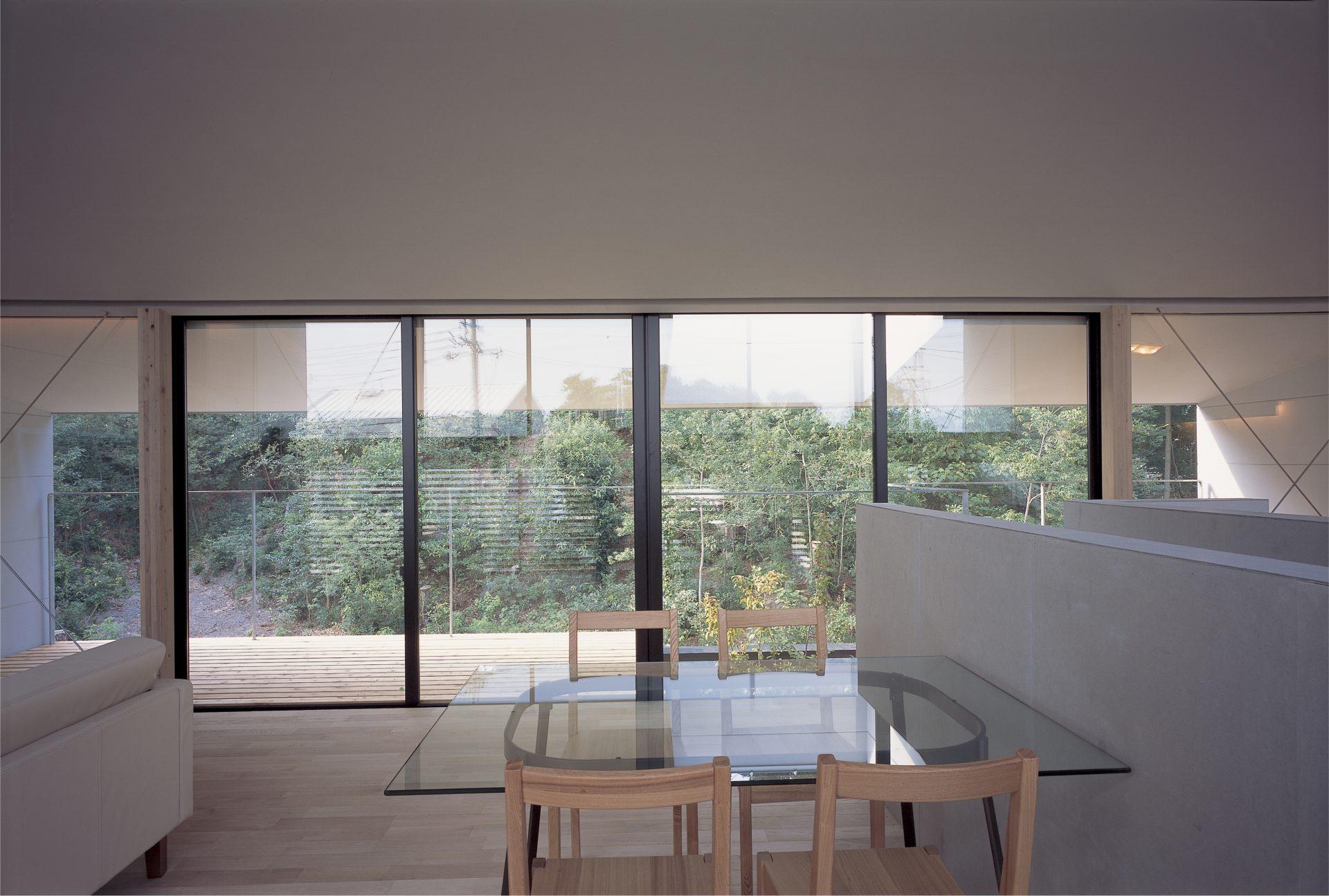 奈良登美ヶ丘の家のLDK02