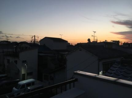 東大阪に敷地見学 (2)
