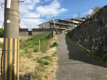 東大阪敷地見学