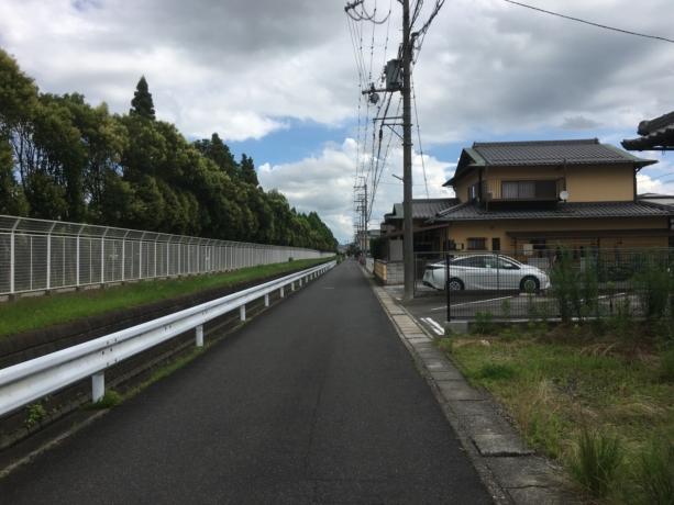 滋賀の敷地見学近隣 (2)