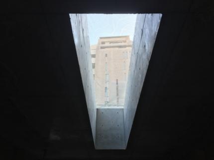 鉄筋コンクリート天窓