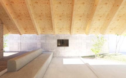静岡の浜松の家リビング