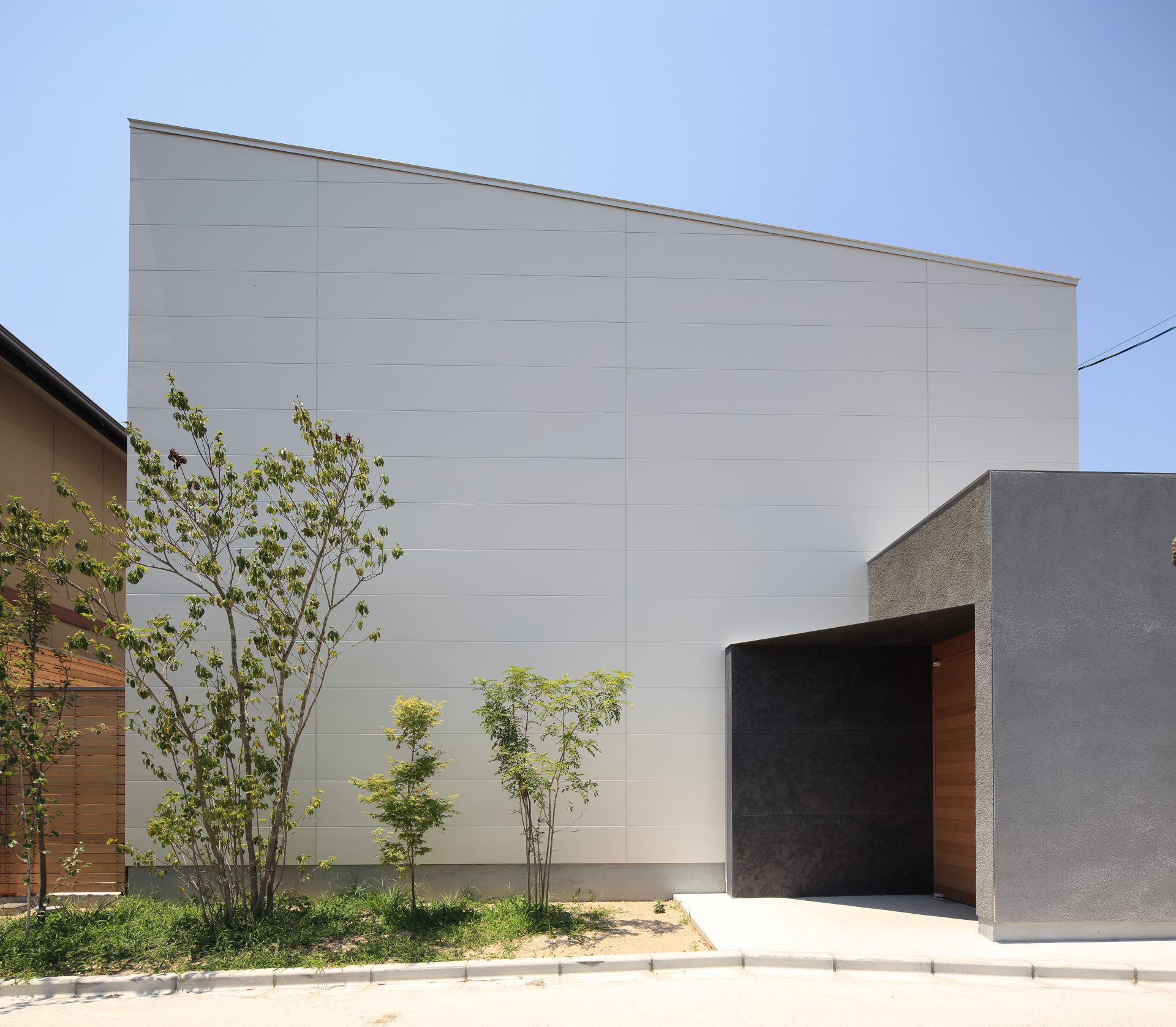 大阪玉串元町アパートメントの外観