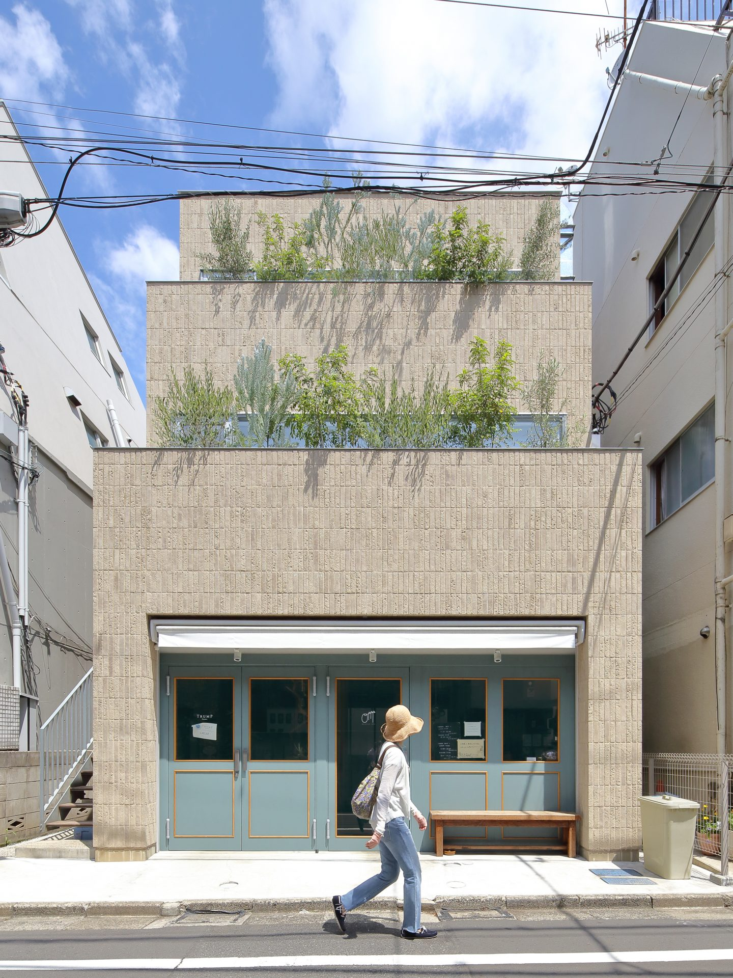 東京Studio AMBIDEXの外観