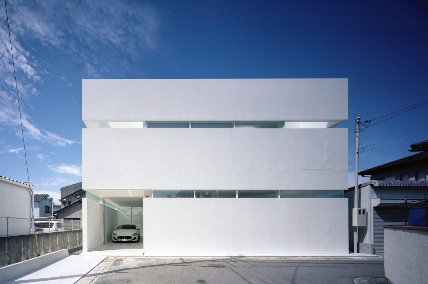 藤原・室 建築設計事務所|建築家|大阪|店舗・新築住宅設計