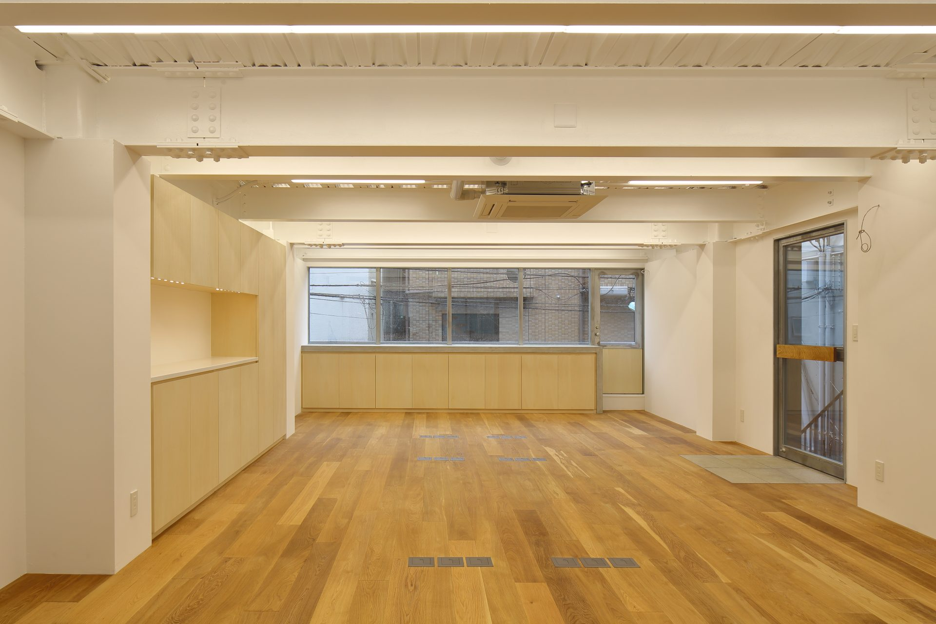 東京Studio AMBIDEXのオフィス01