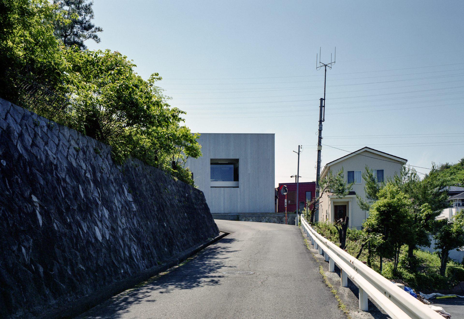 兵庫姫路の家の外観02