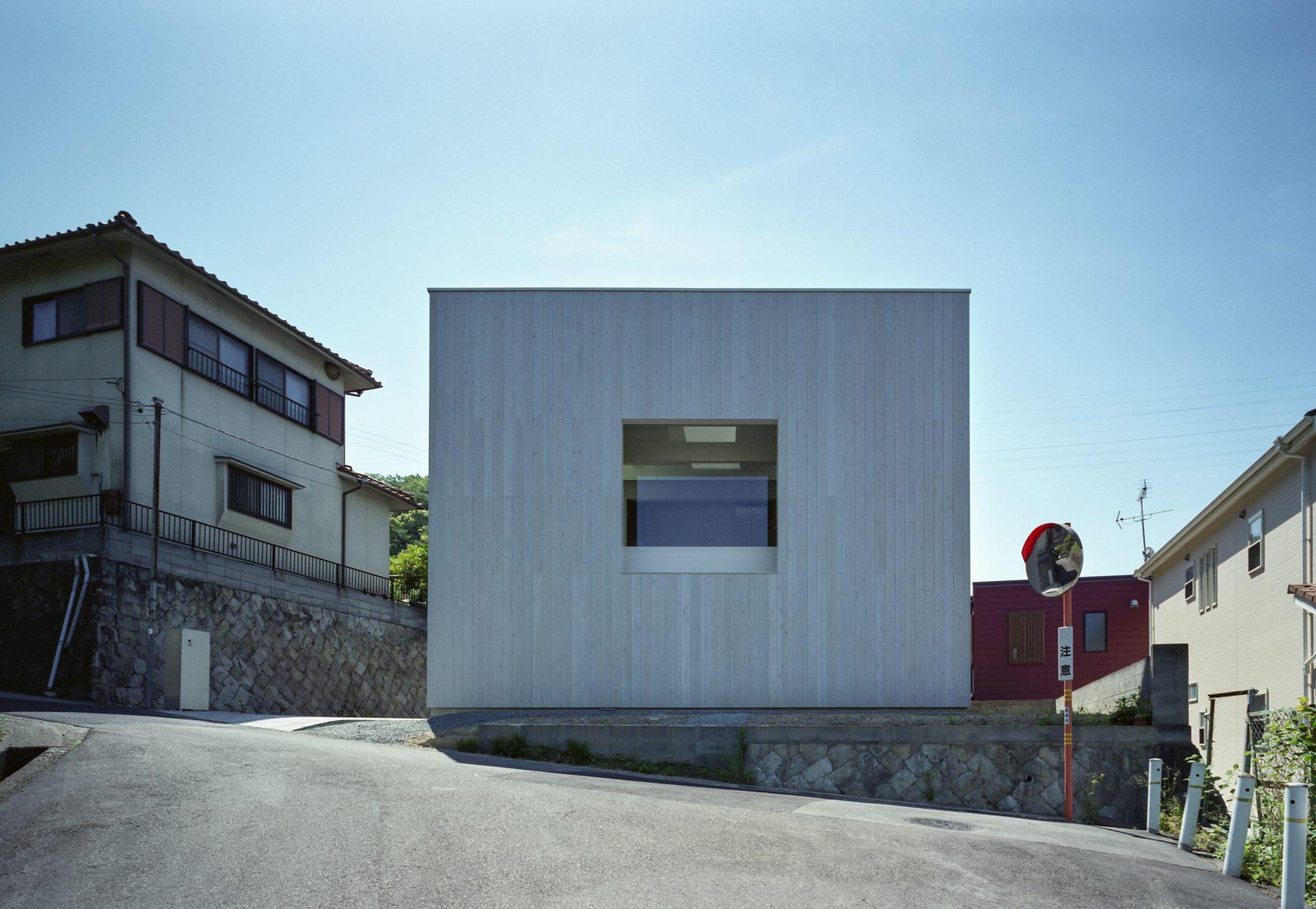 兵庫姫路の家の外観03