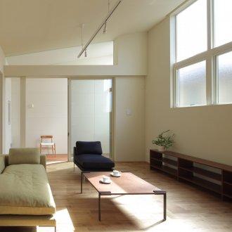 大阪玉串元町アパートメントのLDK04