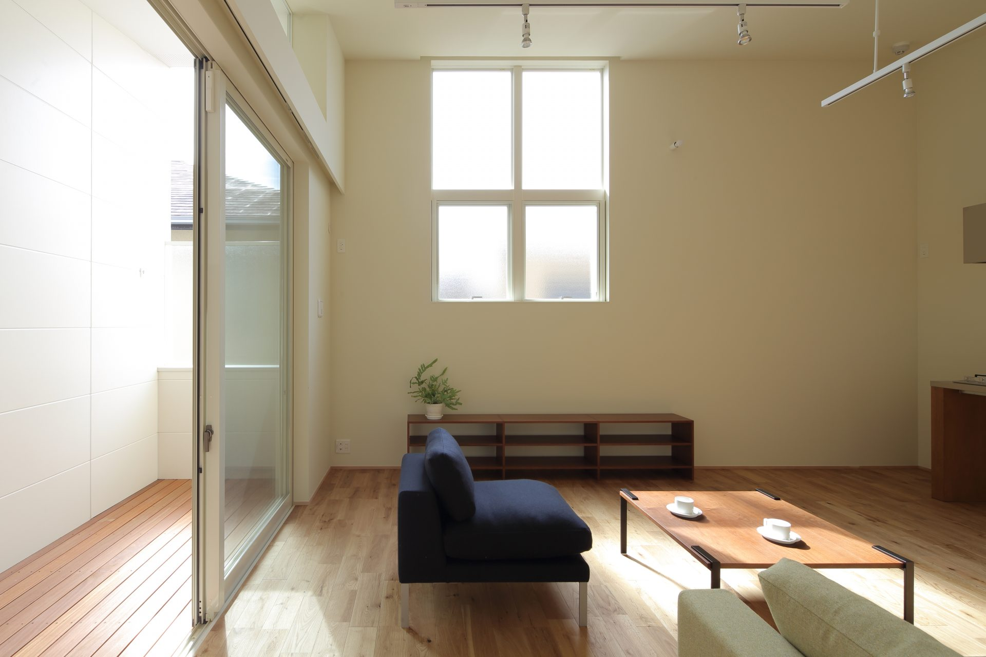 大阪玉串元町アパートメントのLDK05